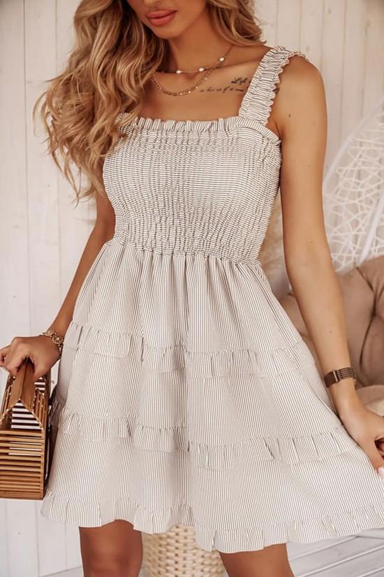 Sukienka Casablanca biała