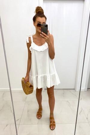 Sukienka Abella biała