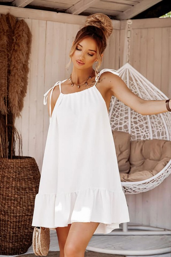 Sukienka na ramiączkach Tropic