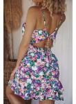Sukienka Rio multikolor