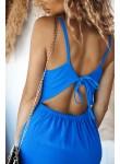 Sukienka Rio niebieska