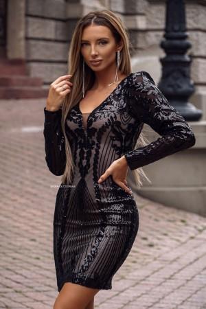 Sukienka Say Yes czarna