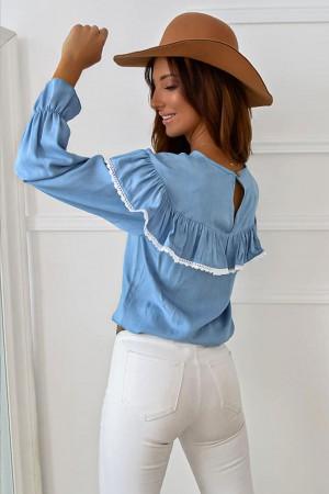 Bluzka koszulowa Bridget jeans