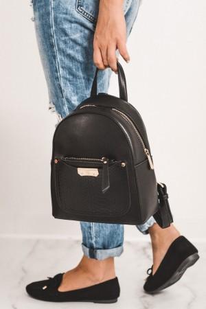 Plecak czarny Travel Bessie