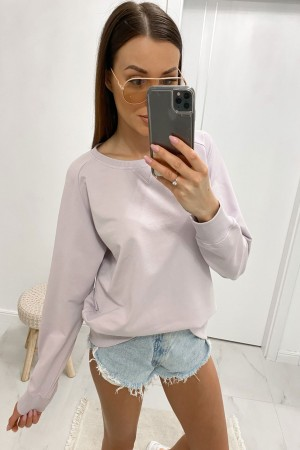 Bluza Basic lila