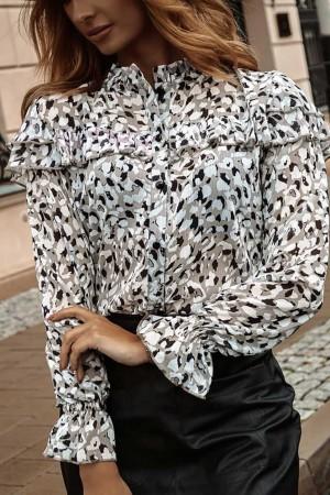 Bluzka koszulowa Aldona