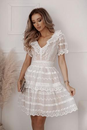 Sukienka Camille biała