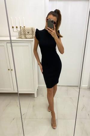 Sukienka ołówkowa Andres czarna
