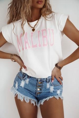 T-shirt Malibu ecru