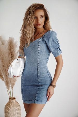 Sukienka jeansowa Claire
